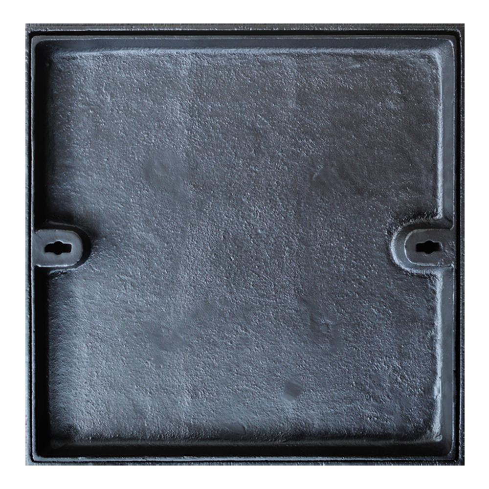 Manhole Cover_Recessed
