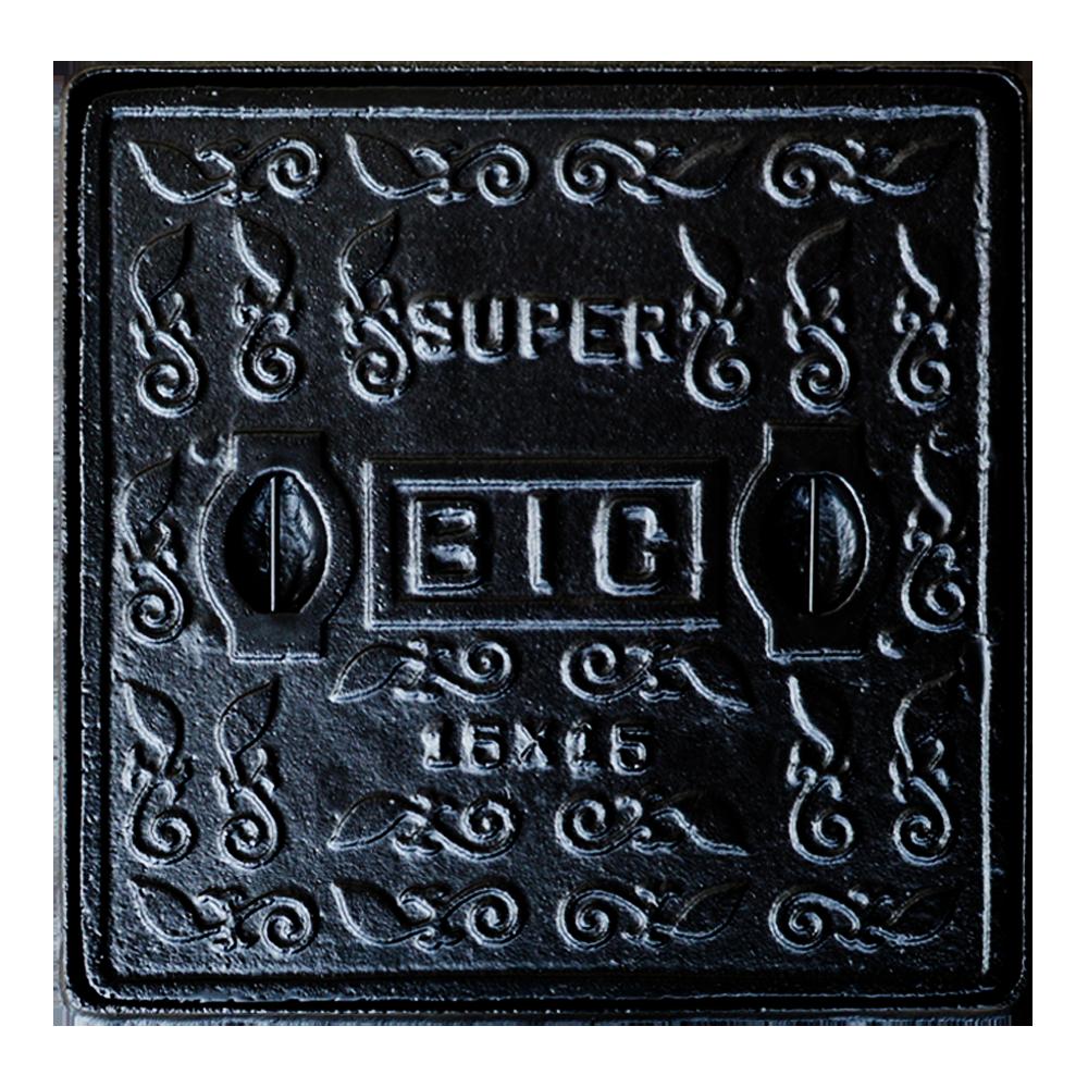 Manhole Cover_Super